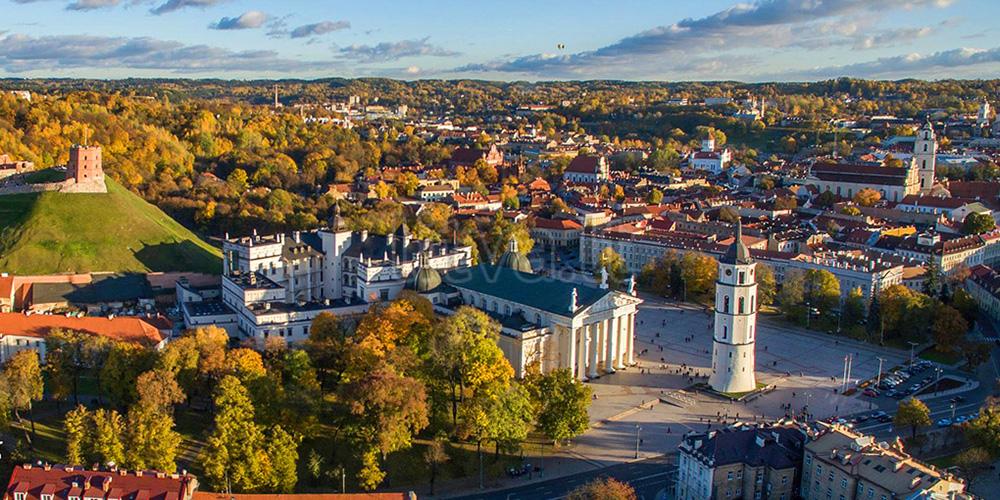 Виза в Литву — подтверждение брони для шенгенской визы при онлайн-бронирование отелей Литвы