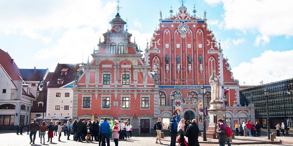Виза в Латвию — подтверждение брони для шенгенской визы при онлайн-бронирование отелей Латвии