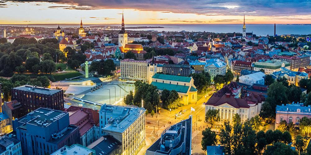 Виза в Эстонию — подтверждение брони для шенгенской визы при онлайн-бронирование отелей Эстонии